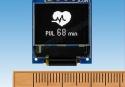 Winstar – 0.66 inch COG+PCB OLED WEA006448A